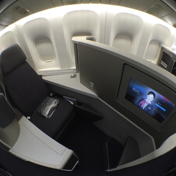 Flying American Airlines New 777 200 Business Class Voyageravecclasse